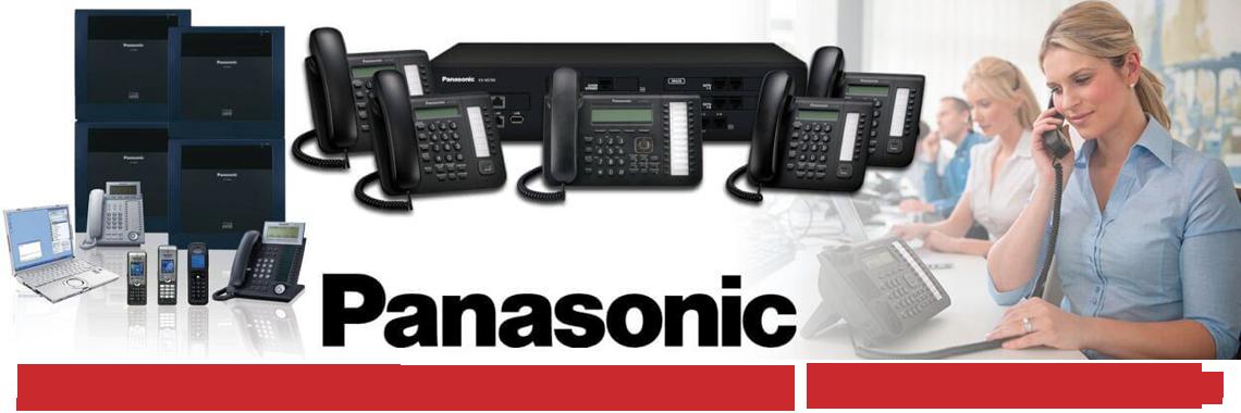 АТС для вашего офиса от лидера на Российском рынке - Panasonic!
