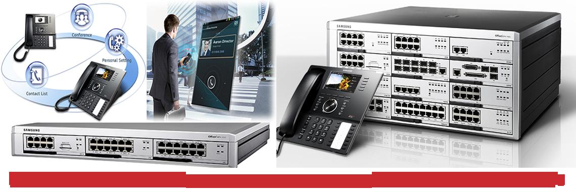 IP-АТС Samsung - это самые последние технологии у вас на службе!