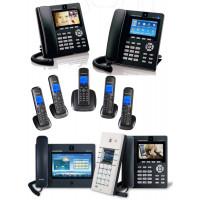 Проводные и Беспроводные IP телефоны Grandstream