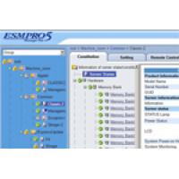 Управление серверами NEC