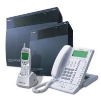 Цифровые АТС KX-TDA100/KX-TDA200