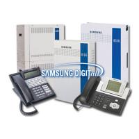 Цифровые Мини АТС Samsung iDCS