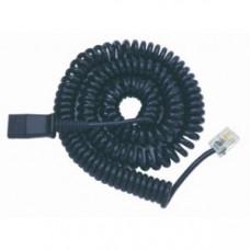 Plantronics U10 — витой шнур с QD для подключения профессиональных гарнитур к телефону
