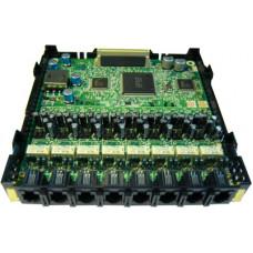 SLC8 - 8-портовая плата аналоговых внутренних линий для АТС Panasonic KX-TDA30