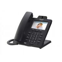 Проводной VoIP SIP-телефон Panasonic KX-HDV430, черный
