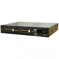 VoIP шлюз VoiceFinder AP1800, 16FXO, 2x100TX Eth