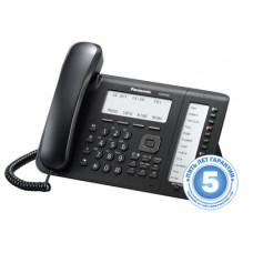 IP телефон Panasonic KX-NT556, черный