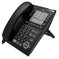 IP телефон NEC ITY-32LDG, черный, ITY-32LDG-1P(BK)