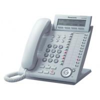 Системный телефон Panasonic KX-DT333, белый