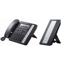 SIP телефон Ericsson-LG IP8830 в комплекте с Консолью DSS12