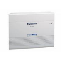 АТС Panasonic KX-TEM824: от 6 до 8 внешних (CO) линий, от 16 до 24 внутренних линий