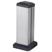 Колонна алюминиевая 330 мм, двухсторонняя, на 8 постов (45х45)
