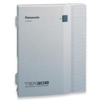 АТС Panasonic KX-TEB308, основной блок