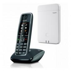 Комплект IP-DECT Gigaset: базовая станция N670 IP и трубка C530 H RUS