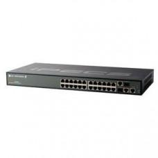 Управляемый коммутатор c PoE LG-Ericsson ES-3026P