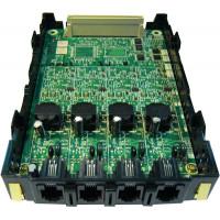 4-портовая плата цифровых внутренних линий (DLC4) для KX-TDA30