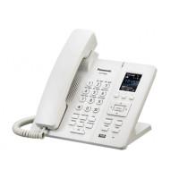 Стационарный DECT телефон Panasonic KX-TPA65, белый