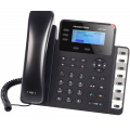 IP телефон GXP1630, 3 SIP аккаунта, 8 BLF клавиш, подсветка экрана, PoE, (1GbE)