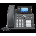 IP телефон GRP2604, 6 SIP аккаунтов, 3 линии, 10 BLF, без PoE