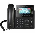 IP телефон GXP2170, 6 SIP аккаунтов, 12 линий, цветной LCD, PoE, 1Gb, 48 virtualBLF, до 4-х GXP2200E