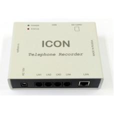 Сетевое устройство записи телефонных разговоров ICON TR4NS