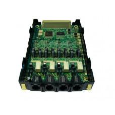 4-портовая плата аналоговых внутренних линий (SLC4) для KX-TDA30