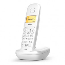 Радиотелефон DECT Gigaset A170, белый