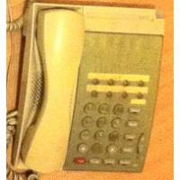 Б\У Системный телефон DTP-8, 8 DSS, белый