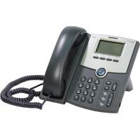 IP телефон SPA502G, 1 линия, ЖКИ, PoE, 2 порта Ethernet, без БП