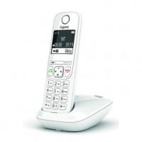 Радиотелефон DECT Gigaset AS690, белый