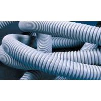Труба гибкая гофрированная DKC 25мм  из самозатухающего ПВХ-пластиката, лёгкая со стальной протяжкой
