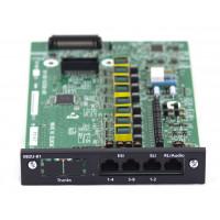 Карта для подключения 8 внутренних цифровых и 2 внутренних аналоговых линий SL2100 IP7WW-082U-B1