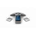 Конференц-телефон Yealink, Комплект: CP960, PoE, запись разговора и 2 CPW90 (беспроводные), без БП
