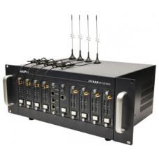 Многоканальный GSM Шлюз AddPac AP-GS3500, ISDN PRI и VoIP, FXS, FXO, до 32 GSM каналов, шасси