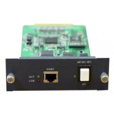 Интерфейсная карта E1 AddPac AP-GS-E1, 1 порт E1/T1/ISDN PRI