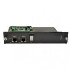 Интерфейсная карта E1 AddPac AP-GS-2E1, 2 порта E1/T1/ISDN PRI