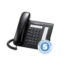 IP телефон Panasonic KX-NT551, черный