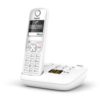Радиотелефон DECT Gigaset AS690 AM, белый