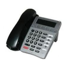 Телефон DTR-4D-1 (BK)   4 доп. кнопоки, 3-х стр. дисплей.