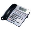 Телефон DTR-16D-1 (BK)   16 доп. кнопок, 3-х стр. дисплей.