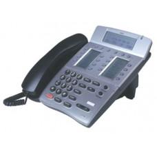 Телефон DTR-16LD-1 (BK)   16 доп. кнопок, 3-х стр. дисплей, 2 доп. дисплея.