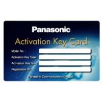 Ключ активации стандартного пакета 10; е-мэйл/двусторонняя запись для KX-NS