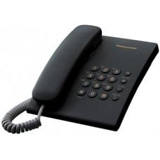 Проводной телефон KX-TS2350RU, черный