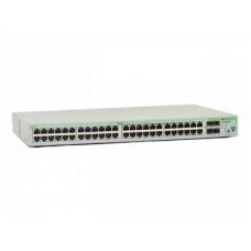 Коммутатор Allied Telesis AT-9000/52, 48 x 10/100/1000, 4 SFP Combo, WebView, SNMP