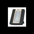 Модуль расширения клавиатуры c LCD-дисплеем для телефонов Yealink SIP-T27P/T29G.