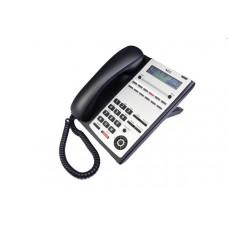 Системный телефон IP4WW-12TXH-A-TEL (BK) для АТС NEC SL1000, 12  клавиш, черный