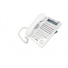 IP телефон IP4WW-24TIXH-C-TEL (WH) для АТС NEC SL1000, 24  клавиш, белый