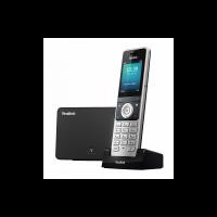 SIP-DECT телефон Yealink W56P, база и трубка