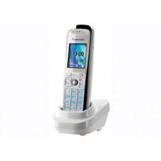 Дополнительная трубка KX-TGA840RU для DECT телефонов Panasonic, белый