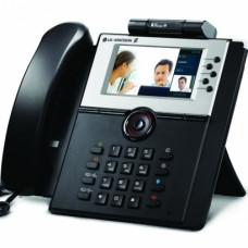 IP Видео SIP телефон Ericsson-LG LIP-8050E, черный